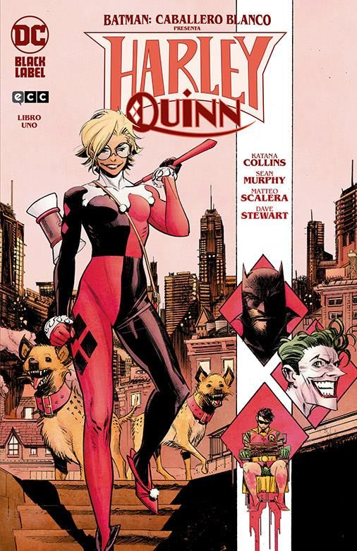 Batman: Caballero Blanco presenta - Harley Quinn 01 (de 6)