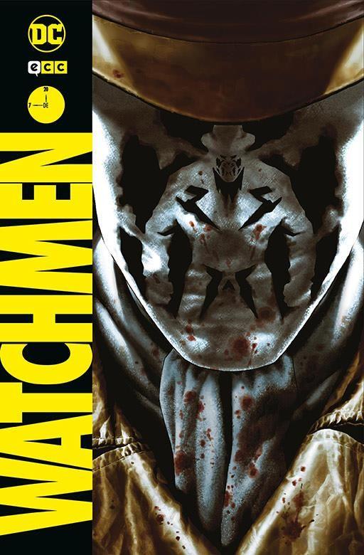 Coleccionable Watchmen 07 (de 20)