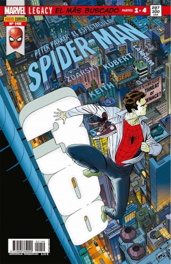 El Asombroso Spiderman 140