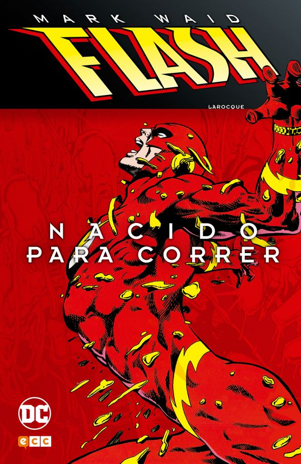 Flash de Mark Waid 01: Nacido para correr