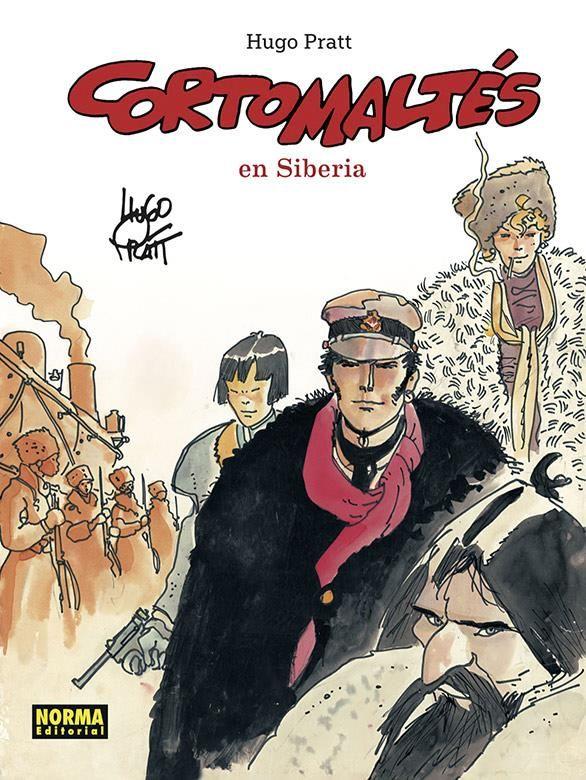 Corto Maltés 06. En Siberia (Color)