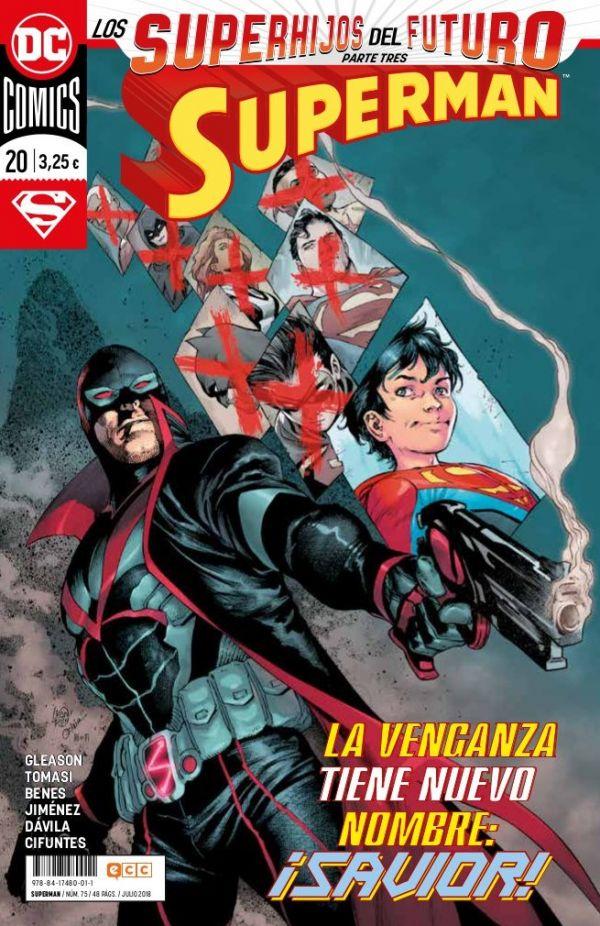 Superman núm. 20 (Renacimiento)