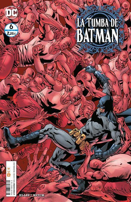 La tumba de Batman 06 (de 12)
