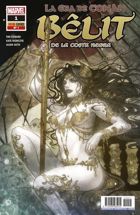 LA ERA DE CONAN: BELIT DE LA COSTA NEGRA 01
