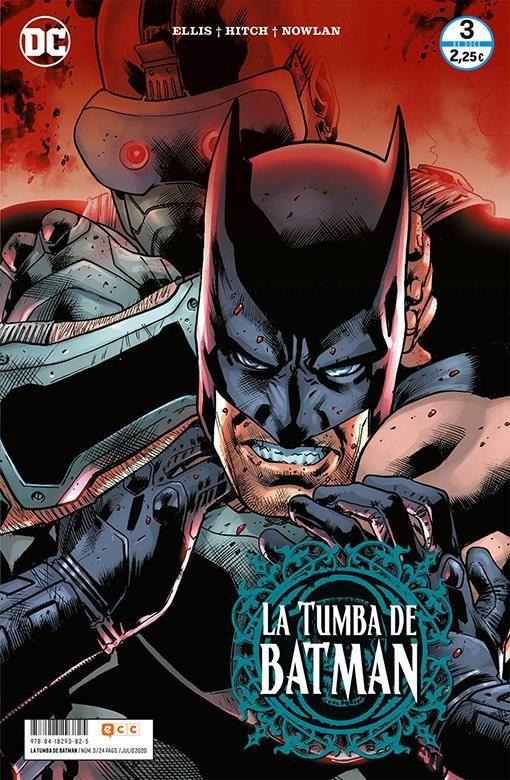 La tumba de Batman 03 (de 12)