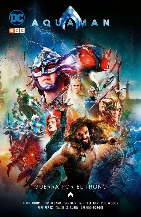 Aquaman: Guerra por el trono