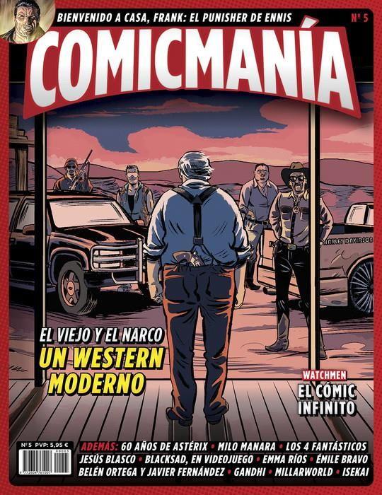 COMICMANÍA 05