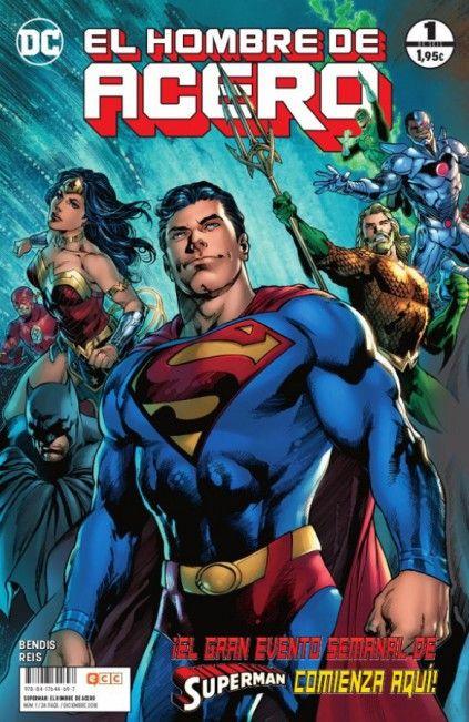 Superman: El hombre de acero (Completa)