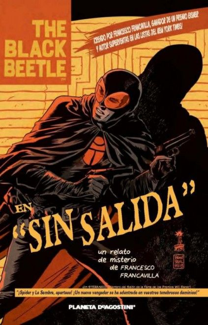 THE BLACK BEETLE 01. SIN SALIDA