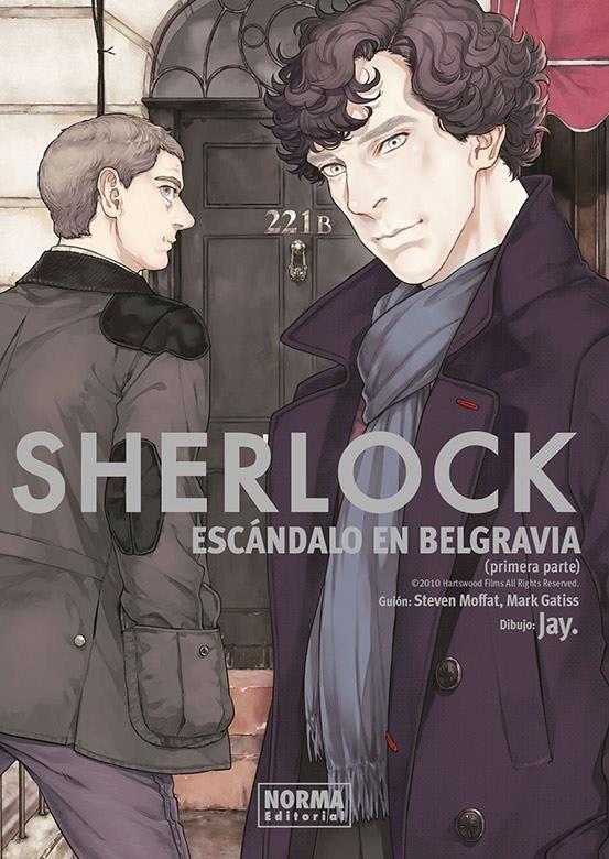 Sherlock: Escándalo en Belgravia. Primera parte