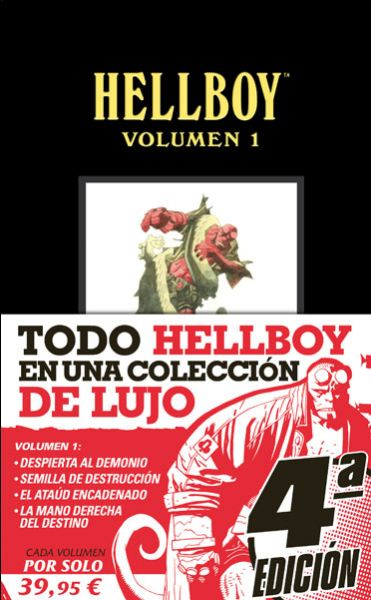 HELLBOY (Ed. integral) 1