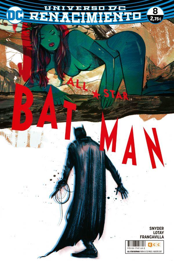 All-Star Batman núm. 08 (Renacimiento)
