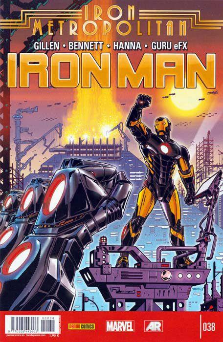 IRON MAN 38