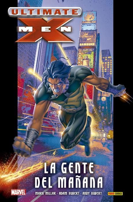 ULTIMATE X-MEN. INTEGRAL 01