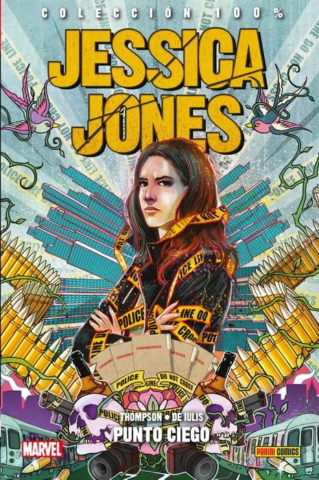 100% Marvel HC. Jessica Jones 04