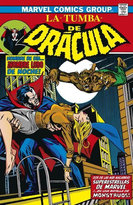 Biblioteca Drácula. La Tumba de Drácula 03 (de 10)
