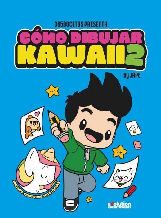 Cómo dibujar Kawaii 2