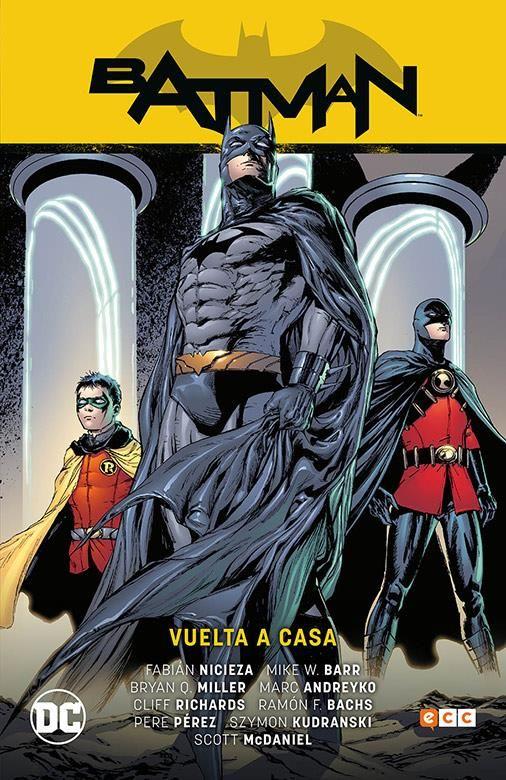 Batman: Vuelta a casa