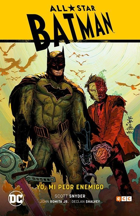 ALL STAR BATMAN 01. YO, MI PEOR ENEMIGO