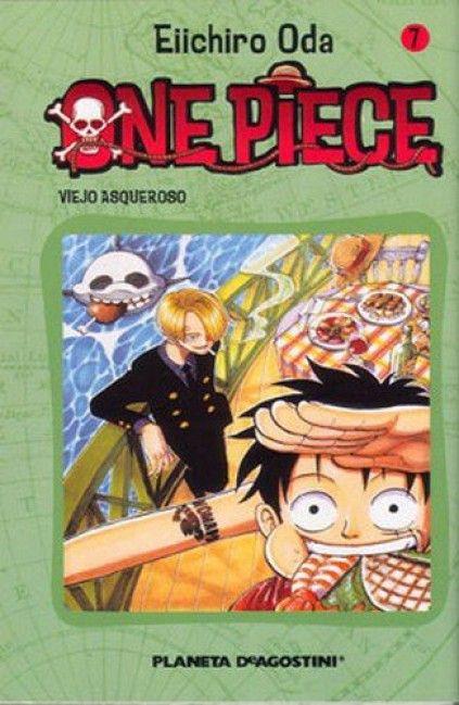 ONE PIECE 07