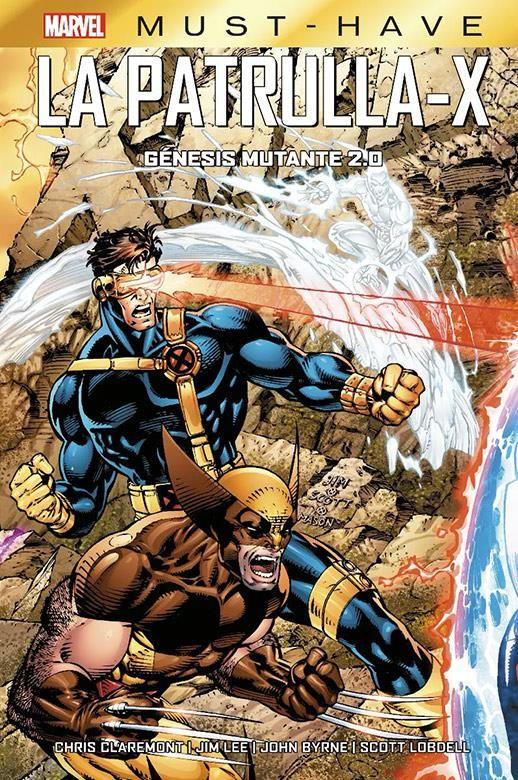 Marvel Must-Have. Patrulla-X: Génesis Mutante 2.0