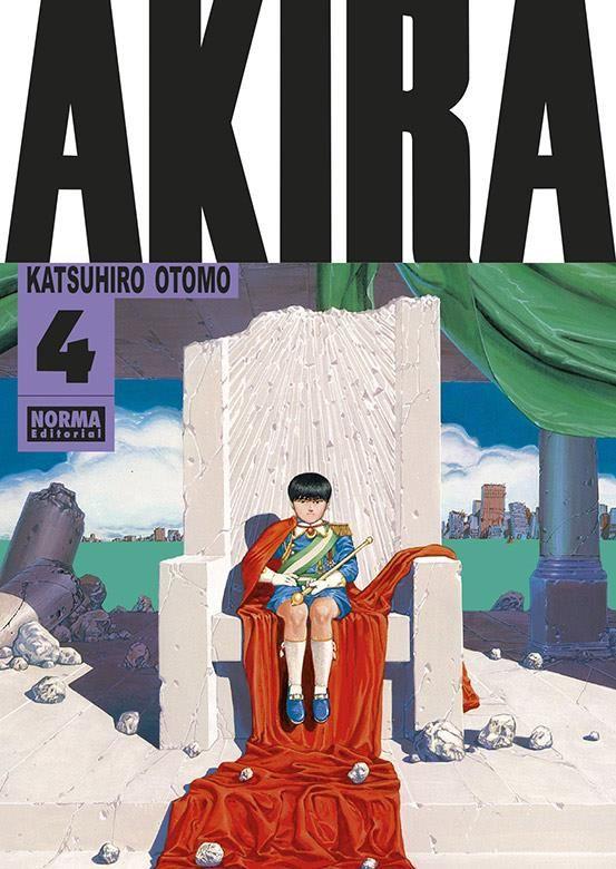 Akira Edición Original 04 ( de 6)