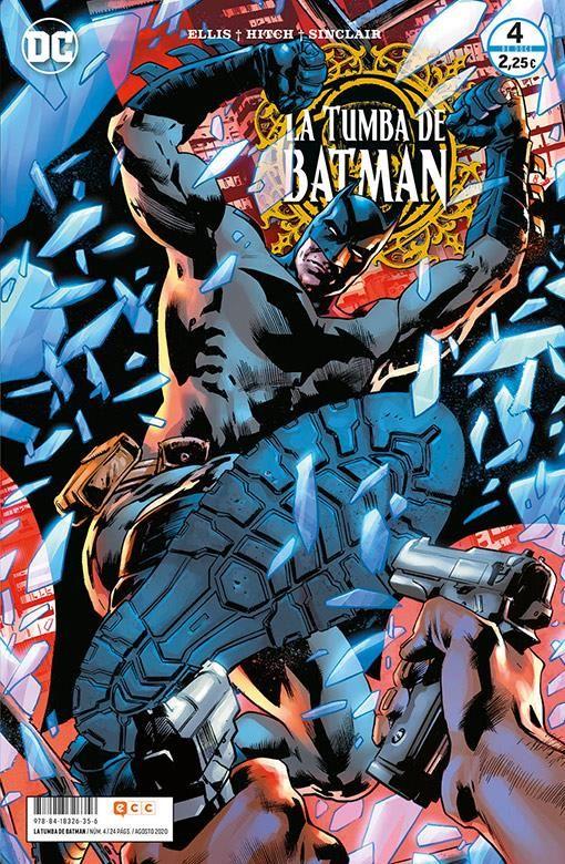 La tumba de Batman 04 (de 12)