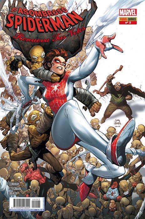 El Asombroso Spiderman: Renueva Tus Votos 02
