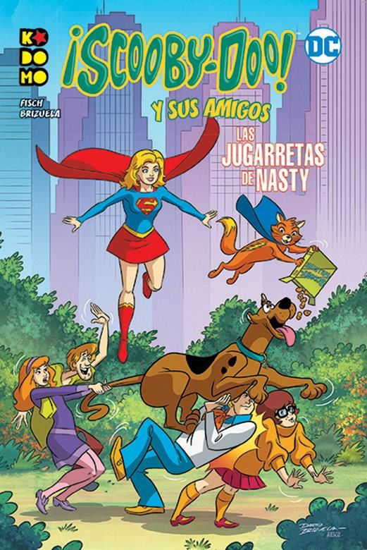 Scooby-Doo! y sus amigos Vol. 09 (SERIE EN TOMO)