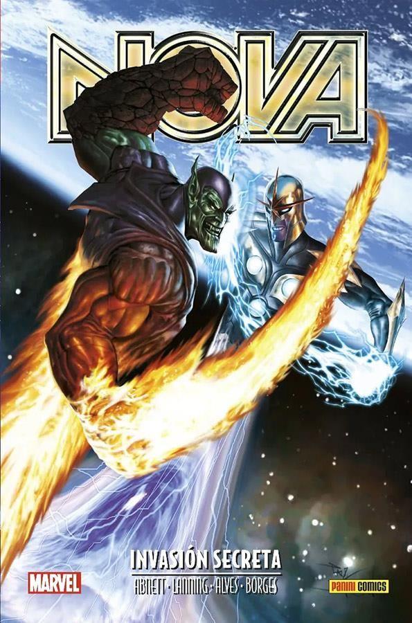 Marvel Saga. Aniquilación Saga 12. Nova: Invasión Secreta