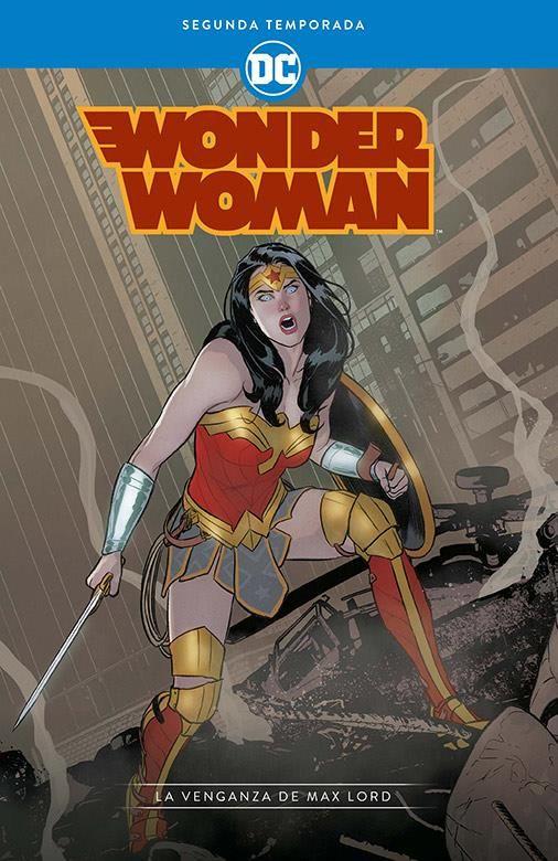 Wonder Woman: Segunda temporada