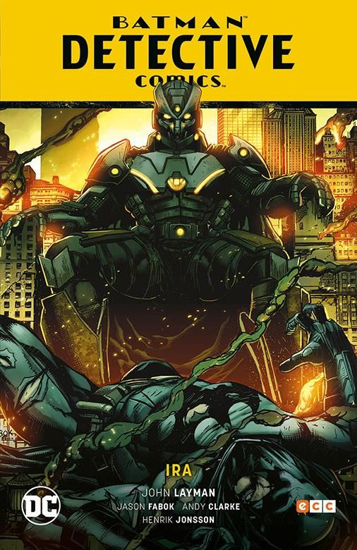 Batman: Detective Comics Vol. 03 - Ira