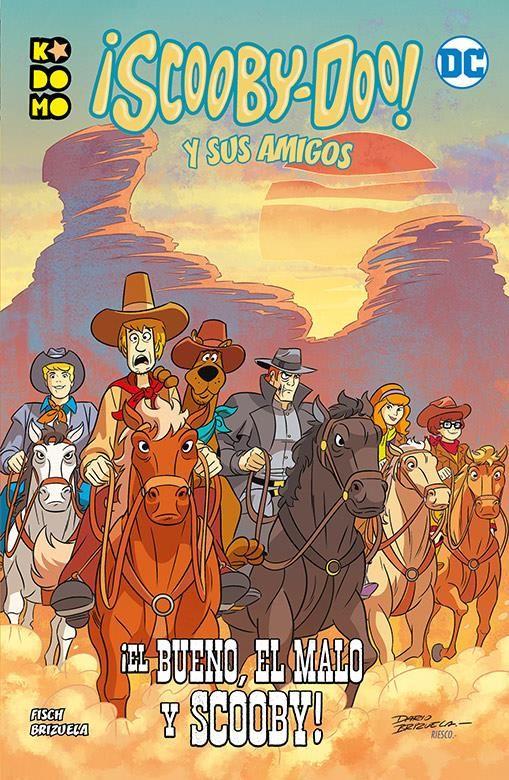 Scooby-Doo! y sus amigos Vol. 07 (SERIE EN TOMO)