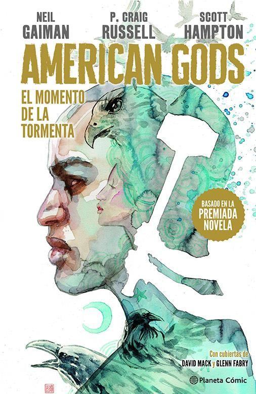AMERICAN GODS 03 (DE 03)