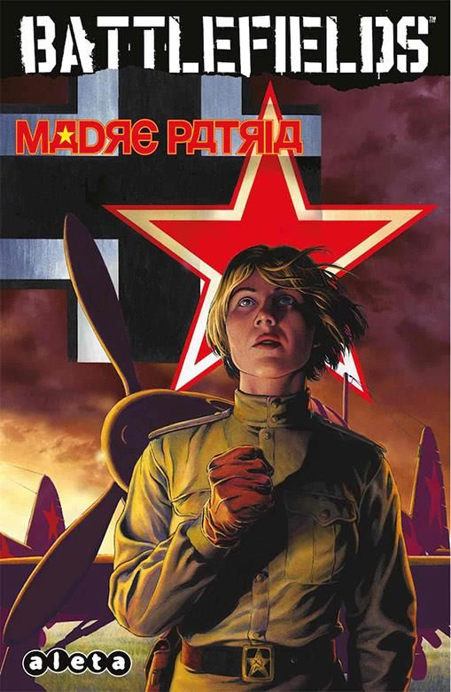 Battlefields Vol. 06: Madre Patria