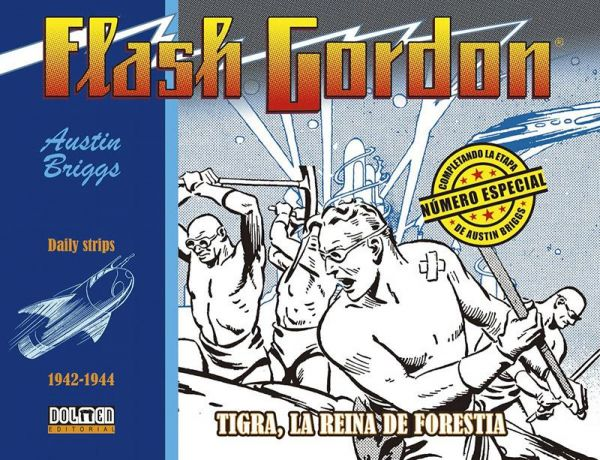 Flash Gordon. Tigra, la Reina de Forestia