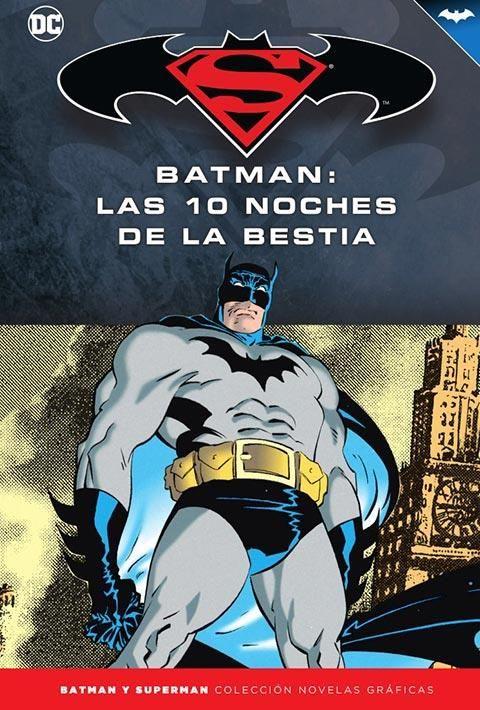 Batman y Superman - Colección Novelas Gráficas núm. 62
