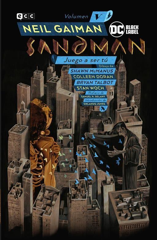 Biblioteca Sandman vol. 5: Juego a ser tú