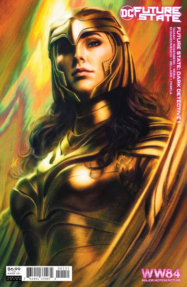 FUTURE STATE DARK DETECTIVE #1 WONDER WOMAN 84 VAR