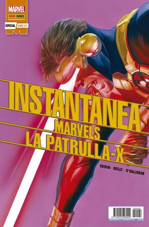 Instantánea Marvels 04. La Patrulla-X