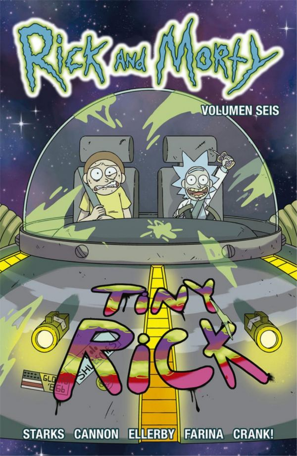 RICK Y MORTY 06