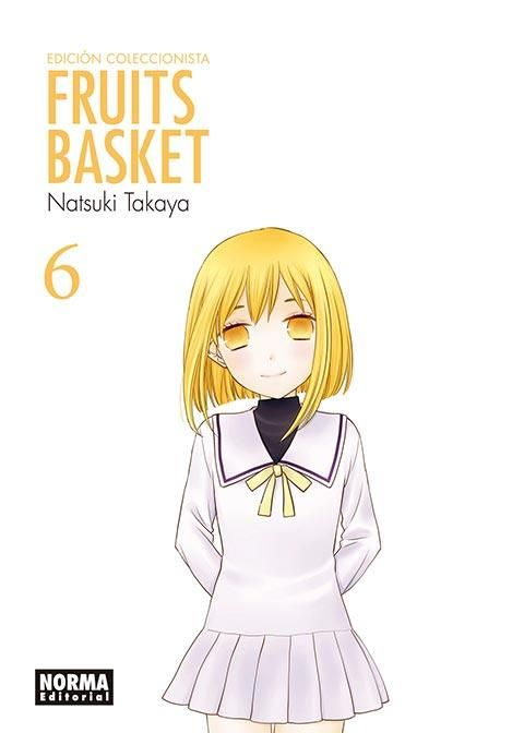 FRUITS BASKET ED. COLECCIONISTA 6 (DE 12)