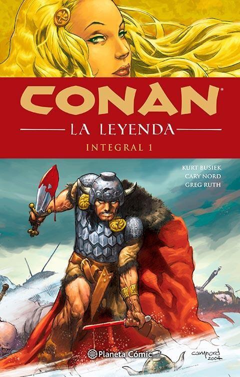 Conan La leyenda Integral 01 (de 4)