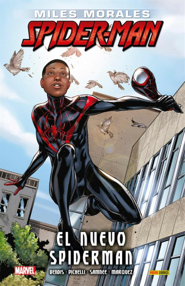 ULTIMATE INTEGRAL. MILES MORALES SPIDERMAN 01