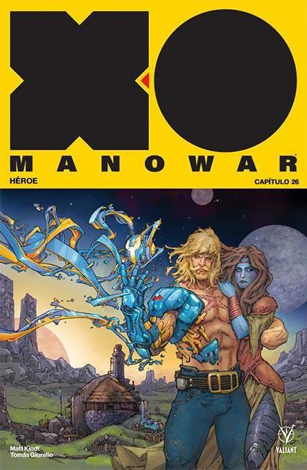 X-O MANOWAR 26