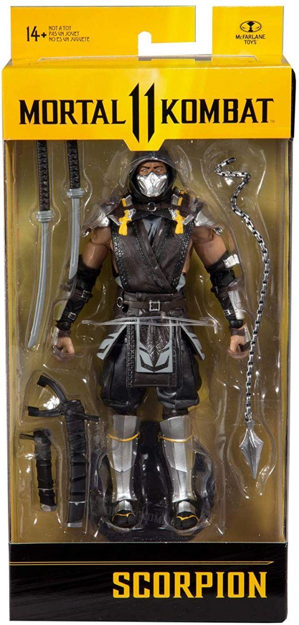 Mortal Kombat 11 Figura Scorpion 18 cm