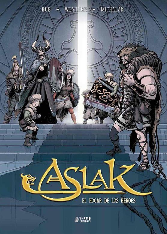 Aslak 3. El hogar de los héroes