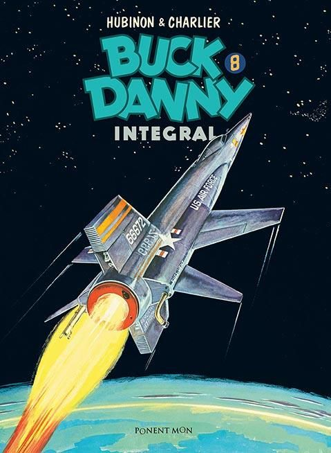 BUCK DANNY INTEGRAL 08