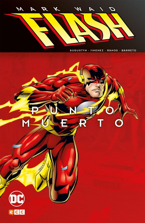 Flash de Mark Waid 05: Punto muerto