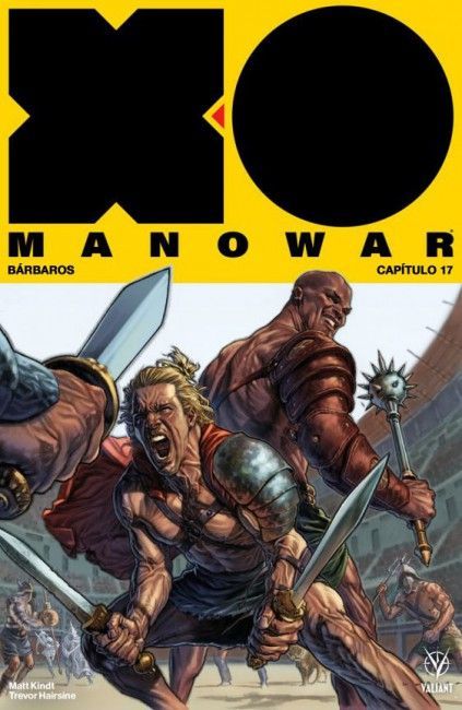 X-O MANOWAR 17